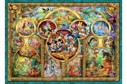 Ravensburger 15266 - Disney klasszikusok - 1000 db-os puzzle