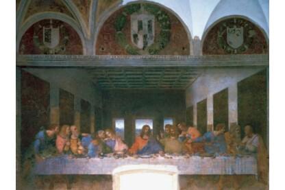 Ravensburger 15776 - Art puzzle - Da Vinci - Az utolsó vacsora - 1000 db-os puzzle
