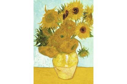 Ravensburger 15805 - Art puzzle - Van Gogh - Napraforgók - 1000 db-os puzzle