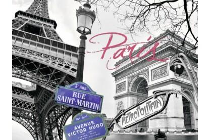 Ravensburger 16296 - Szerelmem, Párizs - 1500 db-os puzzle