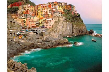Ravensburger 16615 - Cinque Terre - Olaszország - 2000 db-os puzzle