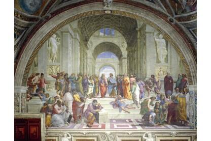 Ravensburger 16669 - Raffaello - Athéni iskola - 2000 db-os puzzle
