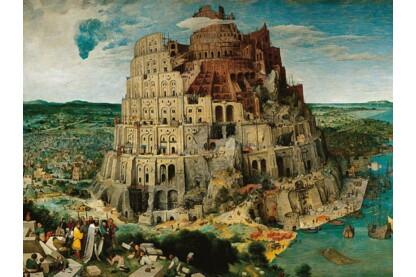 Ravensburger 17423 - A bábeli torony - 5000 db-os puzzle