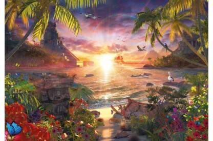 Ravensburger 17824 - Mennyei naplemente - 18000 db-os puzzle