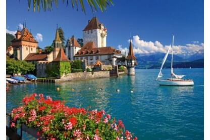 Ravensburger 19139 - A Thun-tó - Bern - 1000 db-os puzzle