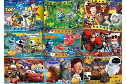 Ravensburger 19222 - Disney Pixar mesék - 1000 db-os puzzle