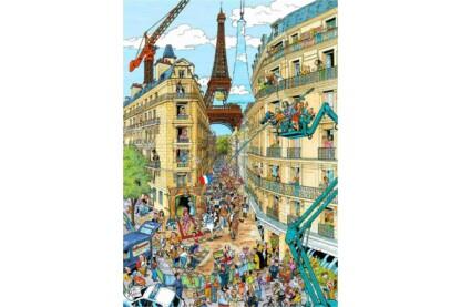 Ravensburger 19503 - Párizs - 1000 db-os puzzle