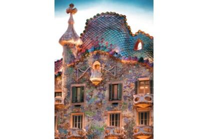 Ravensburger 19631 - Colección Ibérica - Casa Batlló, Barcelona - 1000 db-os puzzle