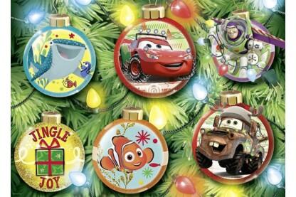 Ravensburger 19667 - Disney Pixar karácsony - 1000 db-os puzzle