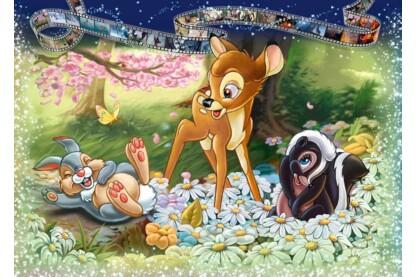 Ravensburger 19677 - Disney Collector's Edition - Bambi - 1000 db-os puzzle