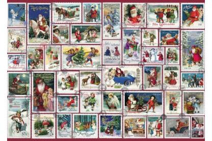 Ravensburger 19881 - Karácsonyi jókívánságok - 1000 db-os puzzle