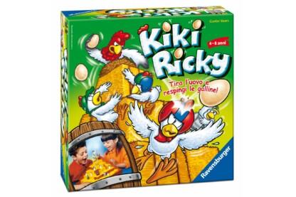 Ravensburger 21044 - Kiki Ricky társasjáték