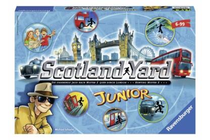 Ravensburger 21162 - Scotland Yard Junior társasjáték