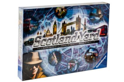 Ravensburger 26643 - Scotland Yard társasjáték