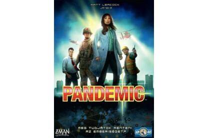 Pandemic társasjáték (751687)