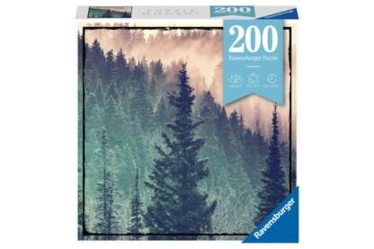 Ravensburger 12958 - Fenyves erdő - 200 db-os puzzle