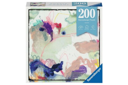 Ravensburger 12959 - Színmánia - 200 db-os puzzle