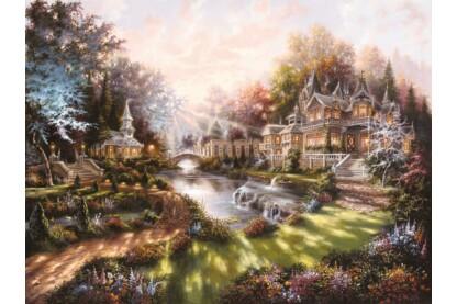Ravensburger 15944 - Reggeli ragyogás - 1000 db-os puzzle