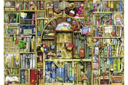 Ravensburger 19314 - Fura könyvesbolt - Colin Thompson - 1000 db-os puzzle