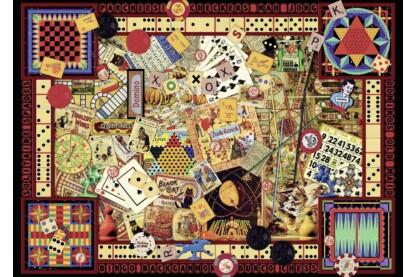 Ravensburger 19406 - Játékgyűjtemény - 1000 db-os puzzle
