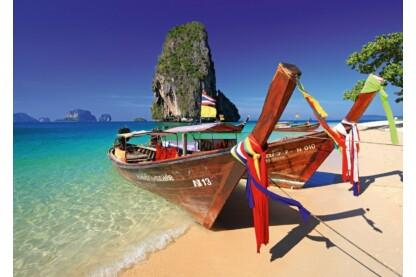 Ravensburger 19477 - Phra Nang Beach, Thaiföld - 1000 db-os puzzle