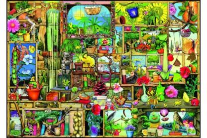 Ravensburger 19498 - A kertész szekrénye - Colin Thompson - 1000 db-os puzzle