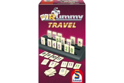 Schmidt - MyRummy Travel társasjáték (49284)