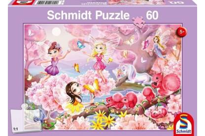 Schmidt 56155 - Feentanz  - 60 db-os puzzle