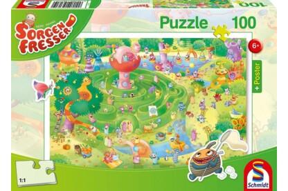 Schmidt 56171 - Im Labyrinth, Sorgenfresser - 100 db-os puzzle
