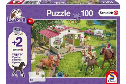 Schmidt 56190 - Horse Ride into the Countryside - 100 db-os puzzle