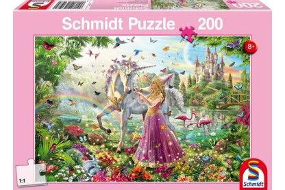 Schmidt 56197 - Fairy in Magic Forest - 200 db-os puzzle