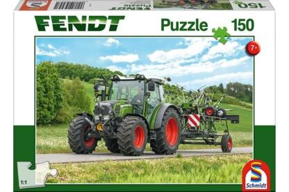 Schmidt 56257 - Fendt 211 Vario mit Fendt Wender Twister - 150 db-os puzzle