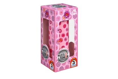 Schmidt 56907 - Flowers - 10 db-os Tower puzzle