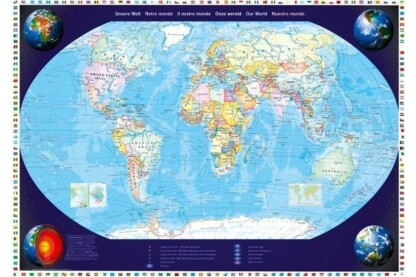 Schmidt 57041 - Our World - 2000 db-os puzzle