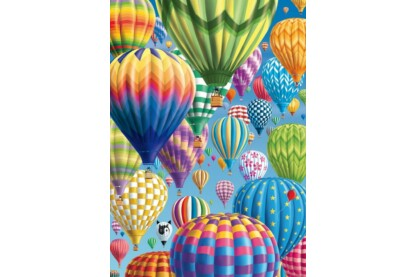 Schmidt 58286 - Colorful Ballons in the Sky - 1000 db-os puzzle