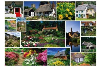 Schmidt 58341 - Take a Trip to England - 1000 db-os puzzle