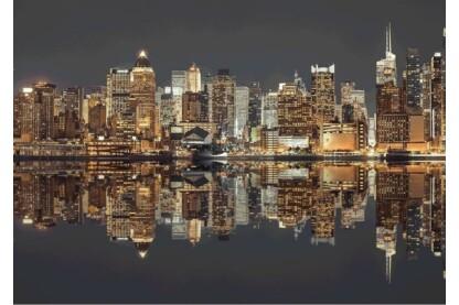 Schmidt 58382 - New York Skyline at Night - 1500 db-os puzzle