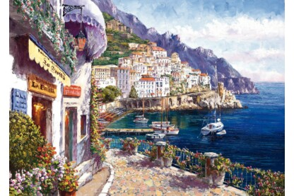 Schmidt 59271 - Afternoon in Amalfi - 2000 db-os puzzle