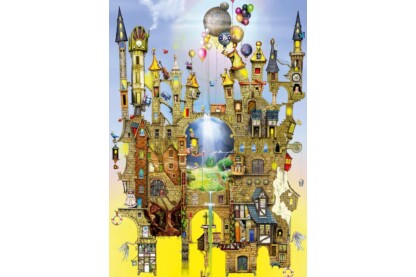 Schmidt 59354 - Luftschloss, Colin Thompson - 1000 db-os puzzle