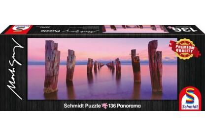 Schmidt 59367 - Mini Panoráma puzzle - Clifton Springs, Australia, Mark Gray - 136 db-os puzzle