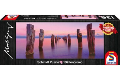 Schmidt 59367 - Mini Panoráma puzzle - Clifton Springs, Australia, Mark Gray - 136 db-os puzzle