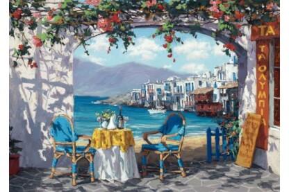 Schmidt 59396 - Rendez-vous on Mykonos, Sam Park - 1000 db-os puzzle