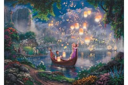 Schmidt 59480 - Disney - Rapunzel, Kinkade - 1000 db-os puzzle