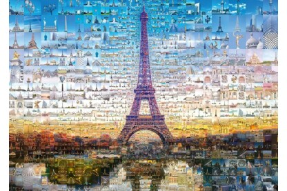 Schmidt 59580 - Paris, Charis Tsevis - 1000 db-os puzzle