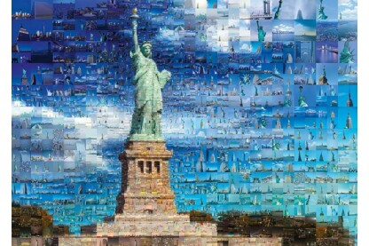 Schmidt 59581 - New York, Charis Tsevis - 1000 db-os puzzle