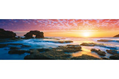 Schmidt 59867 - Panoráma puzzle - Bridgewater Bay Sunset, Victoria, Mark Gray - 1000 db-os puzzle