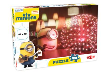 Tactic 53103 - Minyonok - Stuart - 100 db-os puzzle