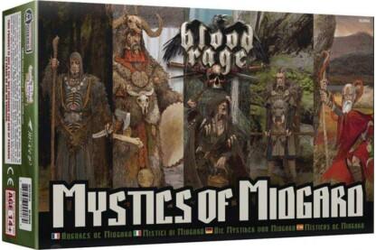 Blood Rage Midgard sámánjai kiegészítő (007766)