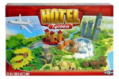 Hotel társasjáték (019251)