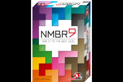 NMBR 9 társasjáték (041712)
